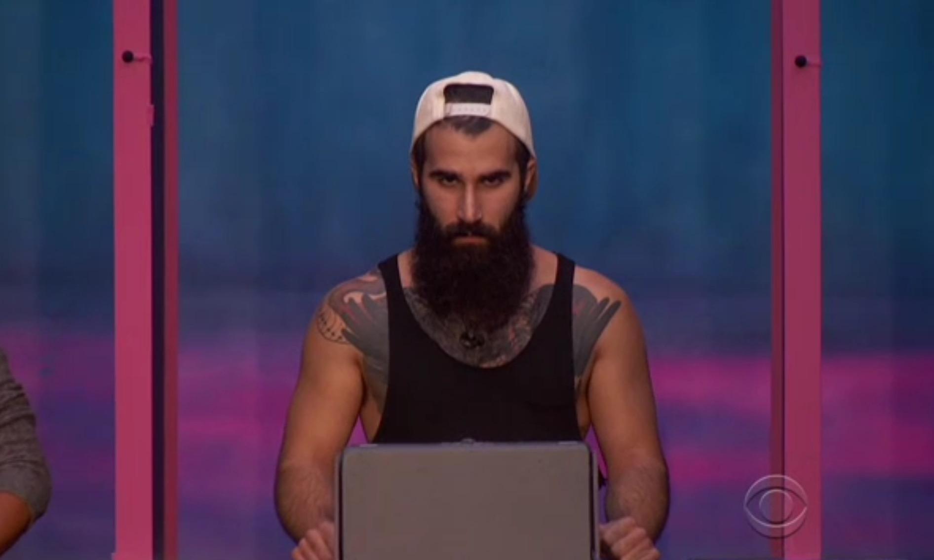 Big Brother 18-Paul