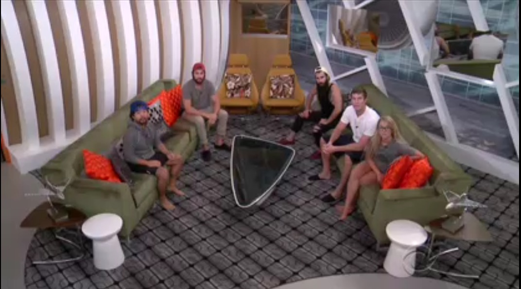 Big Brother 18 Final Five