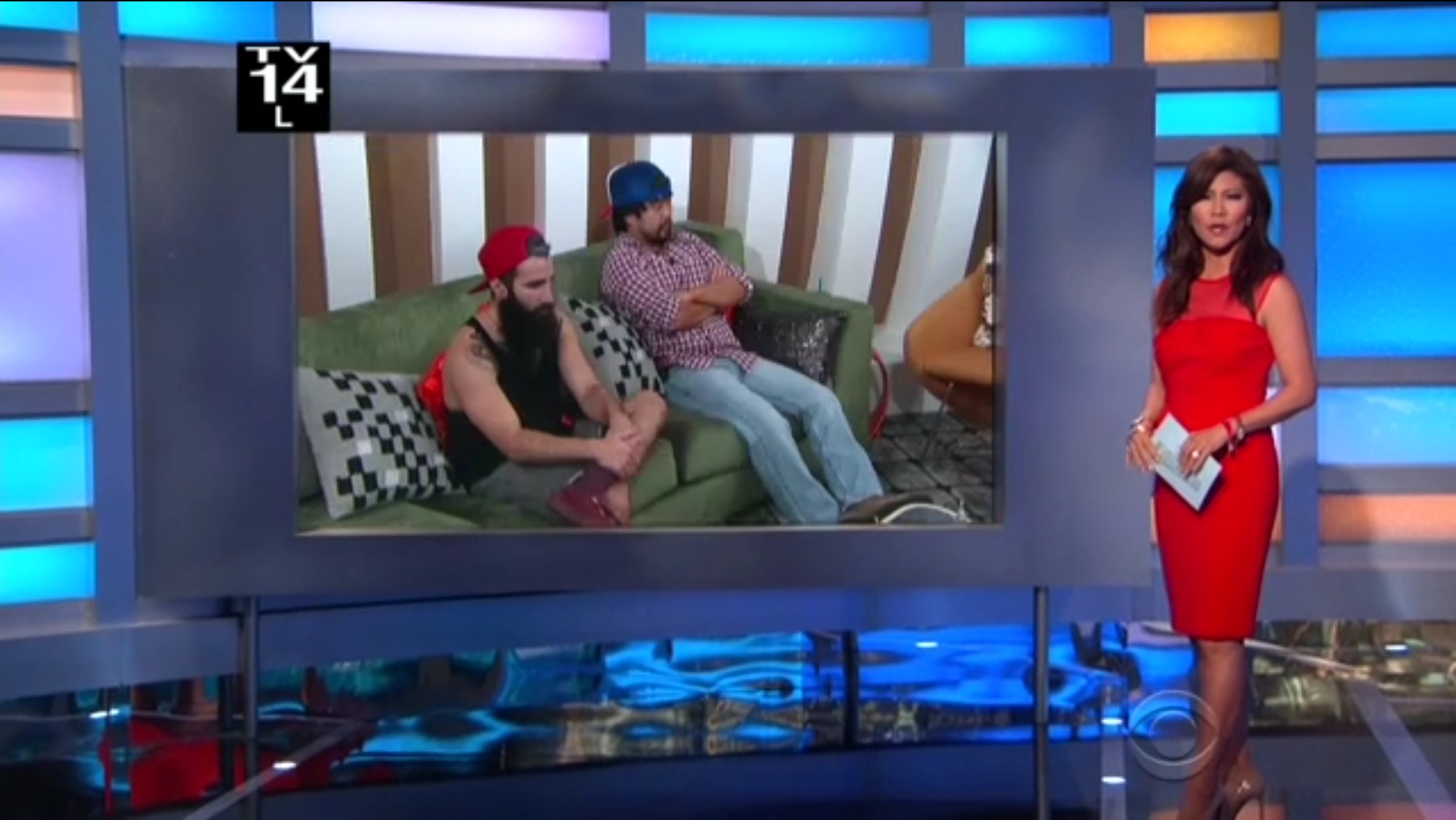 Big Brother 18-James and Paul