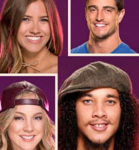 Big Brother Over the Top Cast