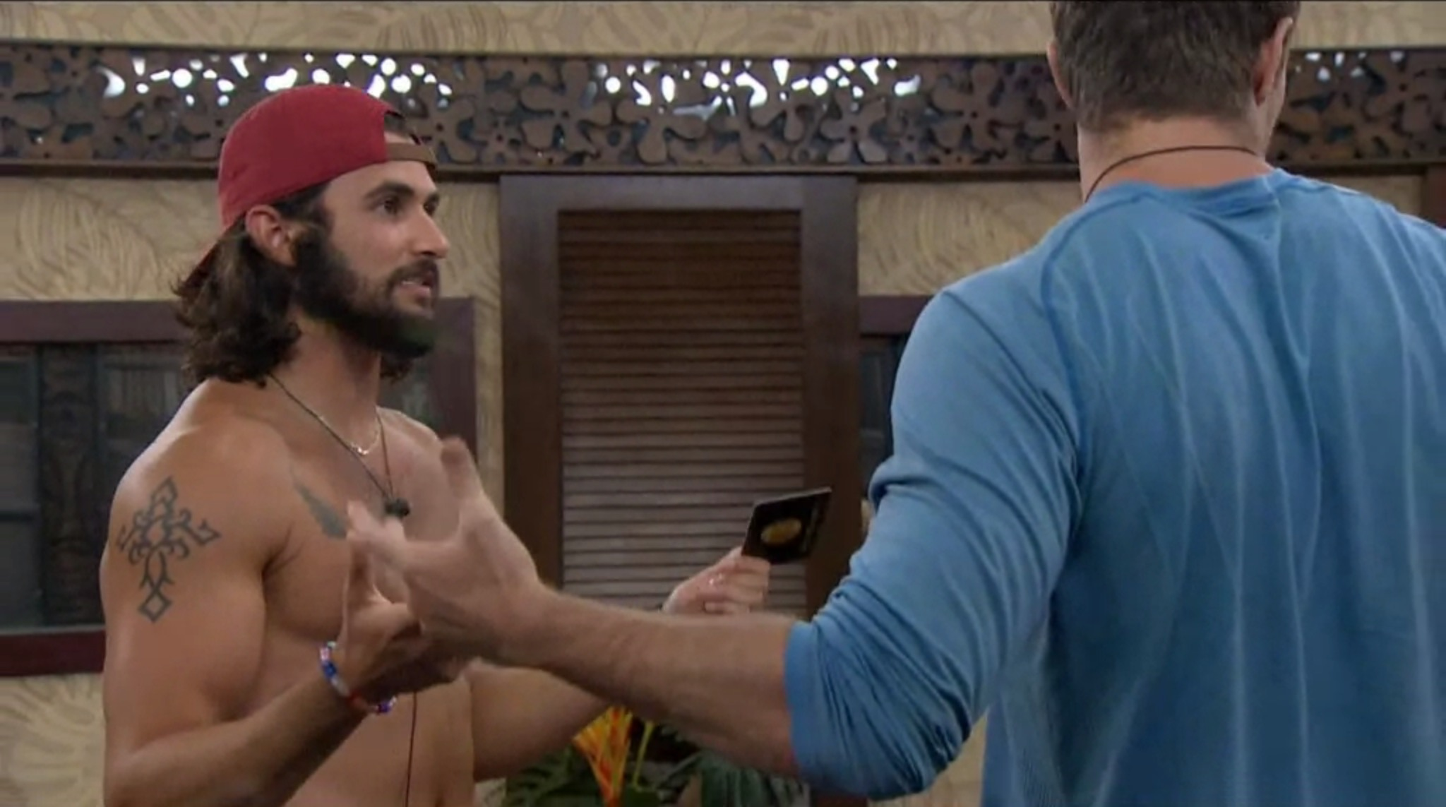 Big Brother 18-Corey, Victor