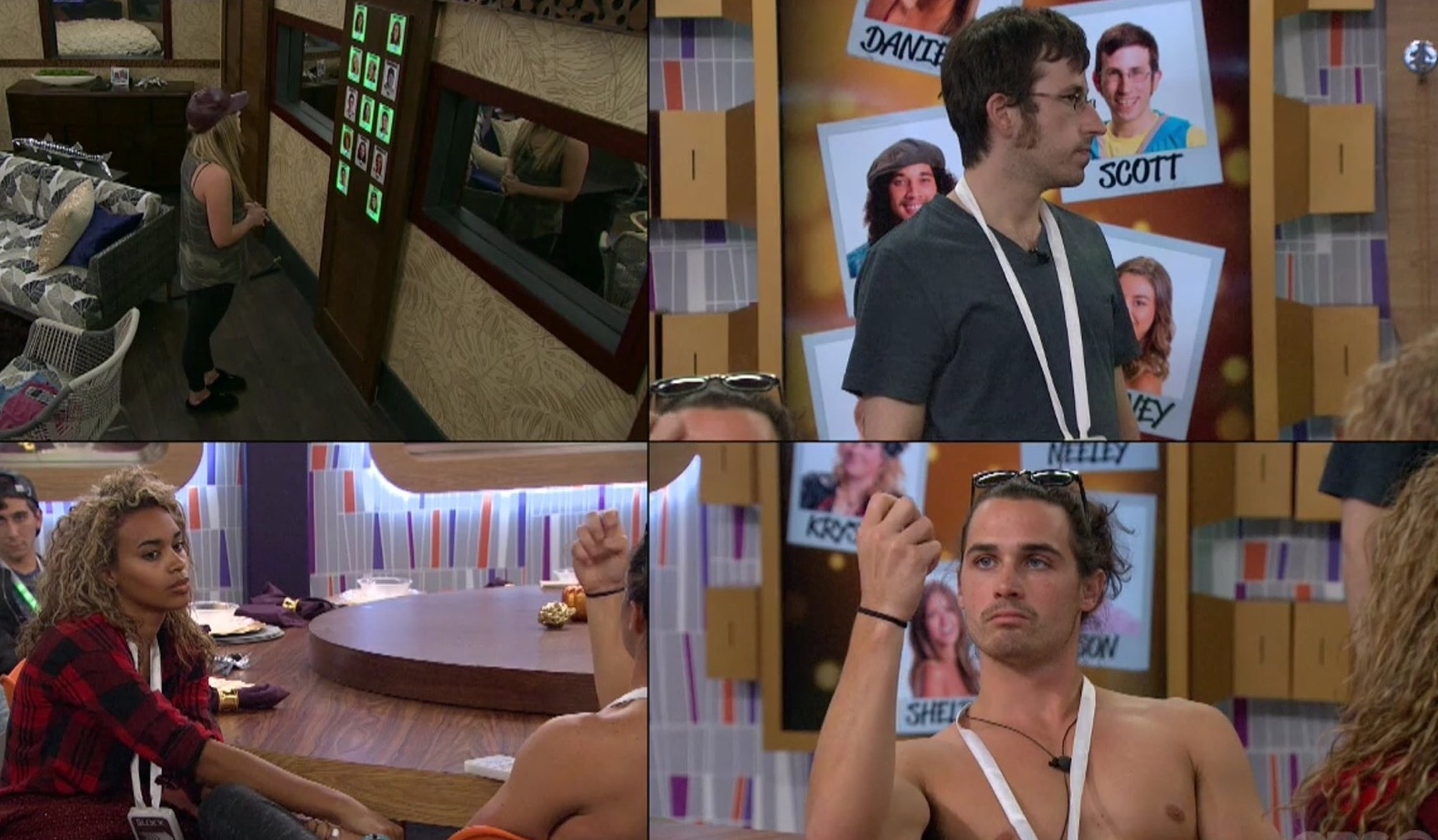Big Brother Over the Top-Week 2 Nominees