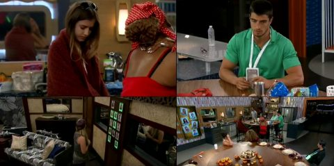 Big Brother Over the Top Week 2 Safety Ceremony Results