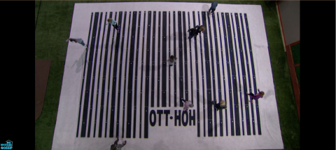 Big Brother Over the Top HOH