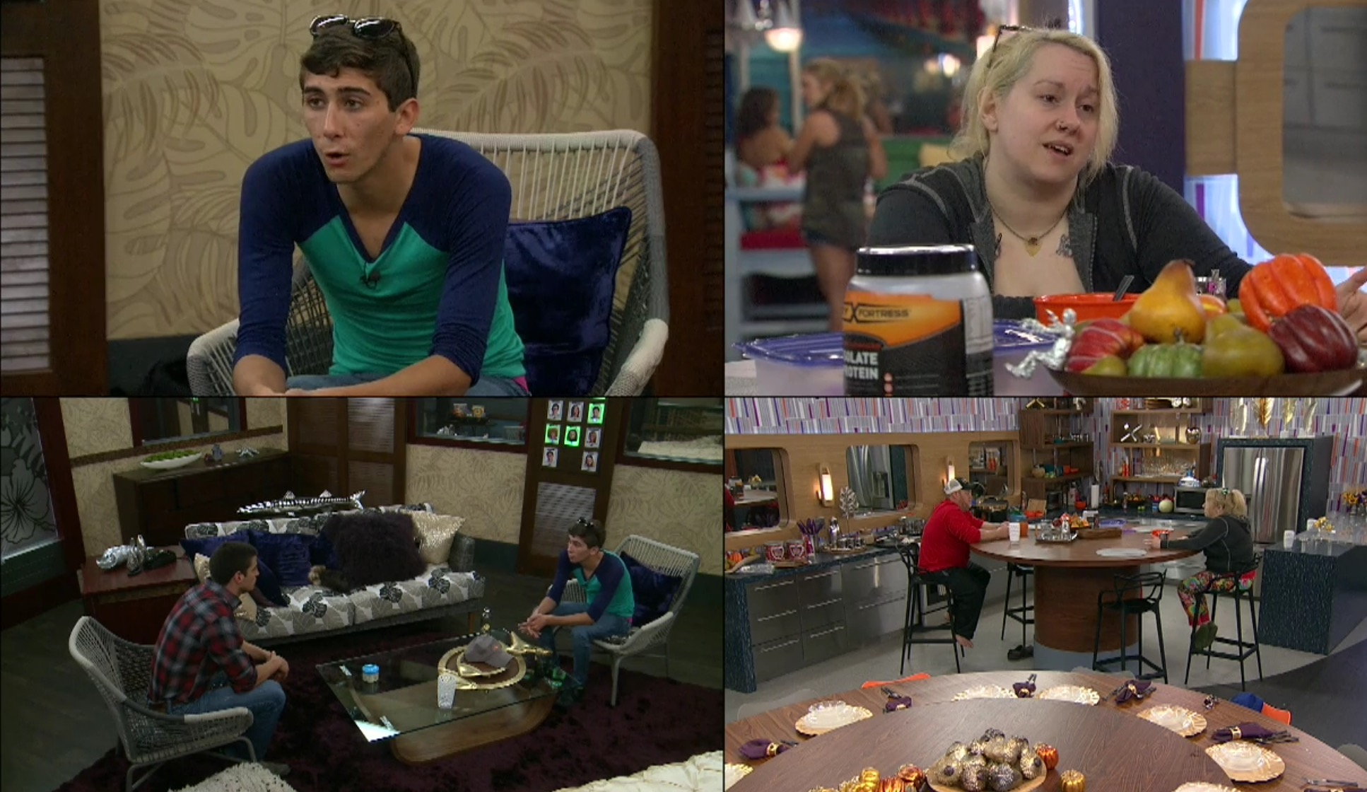 Big Brother Over the Top Week 1 Nominations