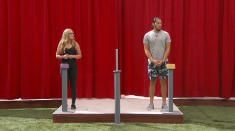 Big Brother Over the Top-Justin Duncan and Alex Willett