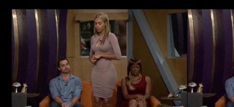 Big Brother Over the Top Week 3 Eviction