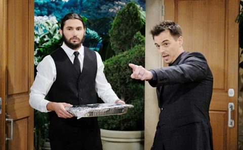 Victor Arroyo on The Bold and The Beautiful with Darin Brooks