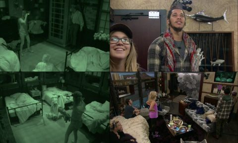 Big Brother Over the Top week 5 Veto