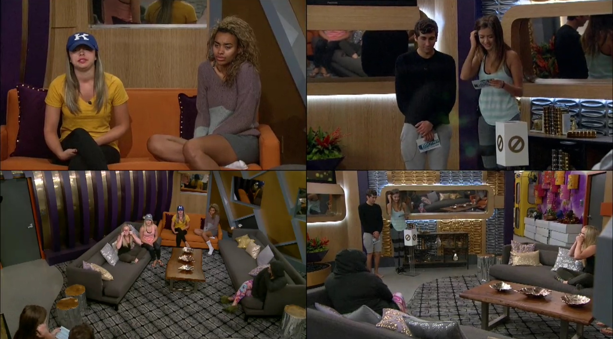 Big Brother Over the Top Week 6 America's Nominee