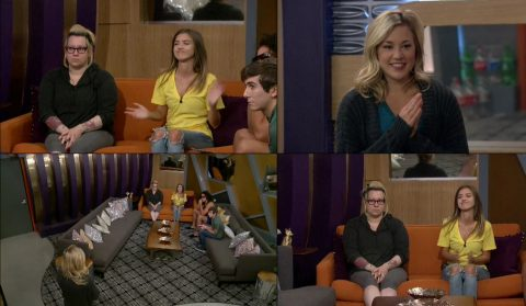 Big Brother Over the Top Final Power of Veto Ceremony