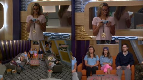 Big Brother Over the Top Week. 5 POV