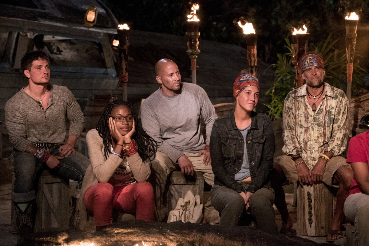 Survivor Game Changers 2017 Spoilers – Premiere – Caleb Reynolds 12