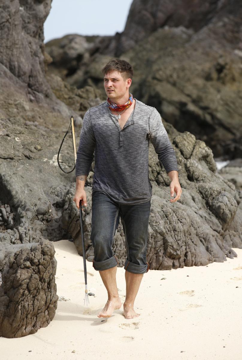 Survivor Game Changers 2017 Spoilers – Premiere – Caleb Reynolds 8