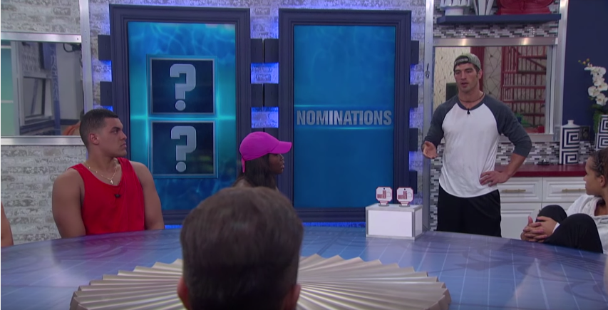 Big Brother 19 Live Feeds Shocker Which HG Self-Evicted