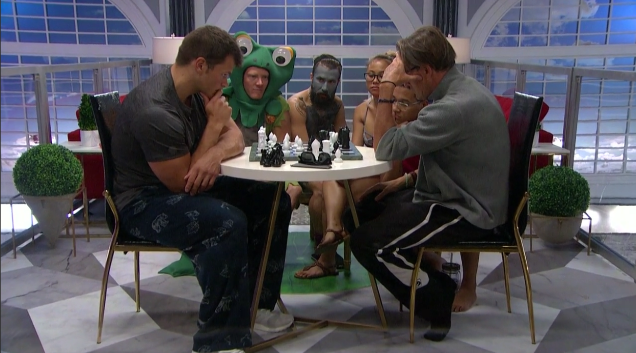 Big Brother 19 Live Feeds Recap Week 2 – Tuesday