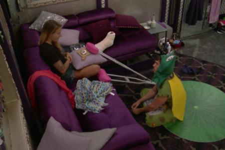 Big Brother 19 Live Feeds Recap: Week 2 - Wednesday
