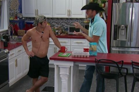 Big Brother 19 Live Feeds Recap: Week 4 - Saturday