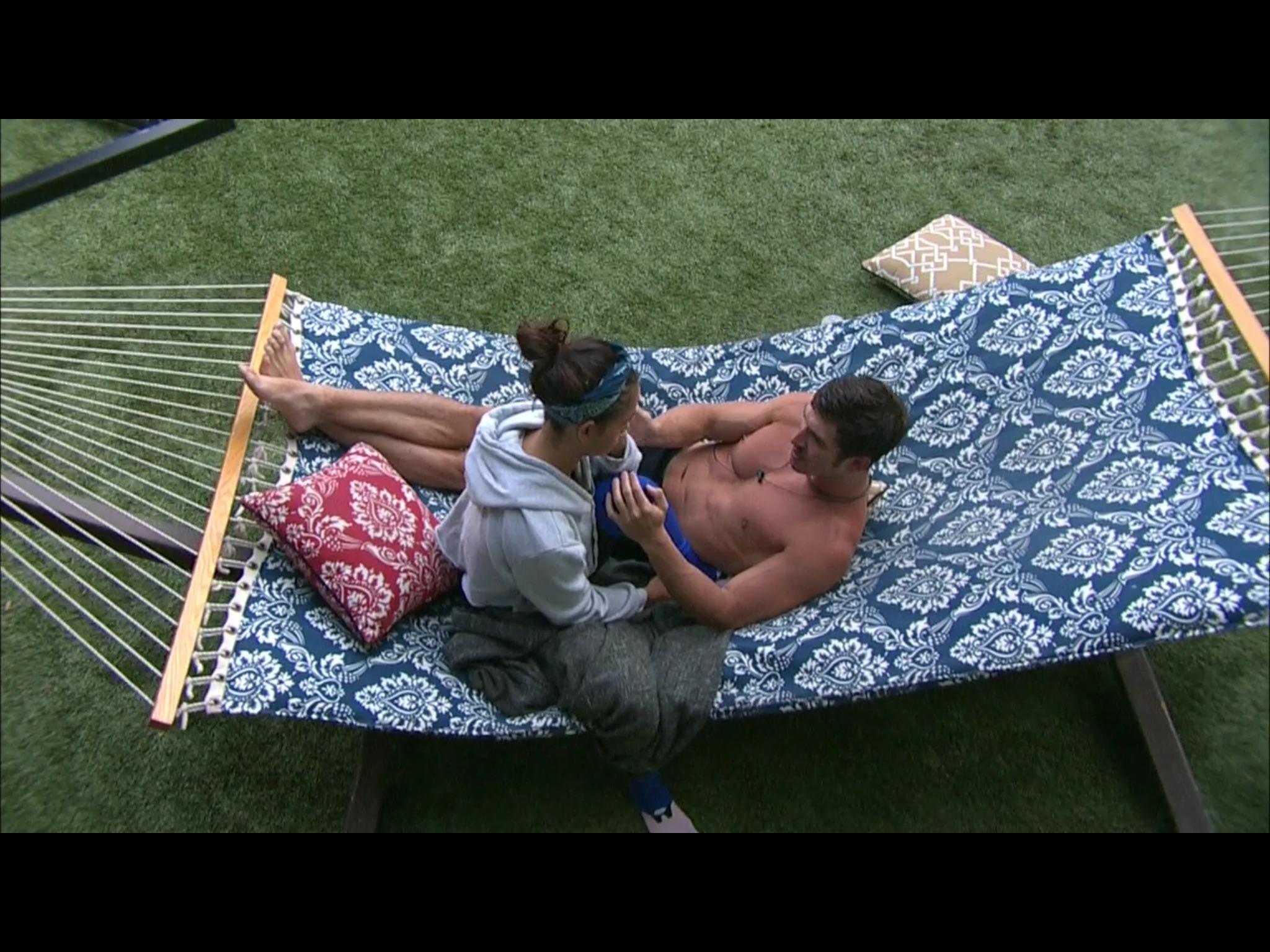 Big Brother 19 Live Feeds Recap Week 5 – Monday
