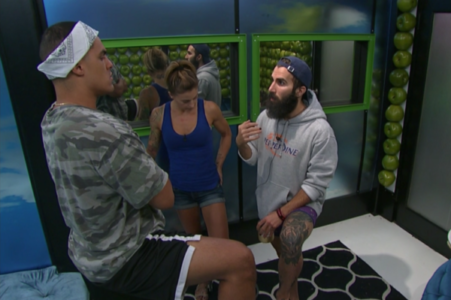 Big Brother 19 Live Feeds Recap: Week 6 - Saturday