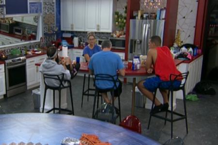 Big Brother 19 Live Feeds Recap Week 6 - Wednesday