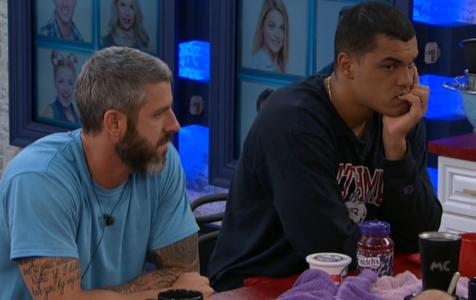Big Brother 19 Live Feeds Recap Week 7 - Wednesday