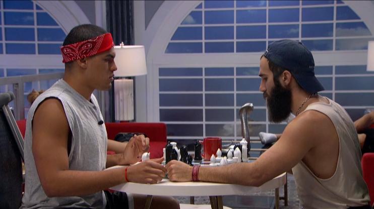 Big Brother 19 Live Feeds Recap Week 9 – Wednesday
