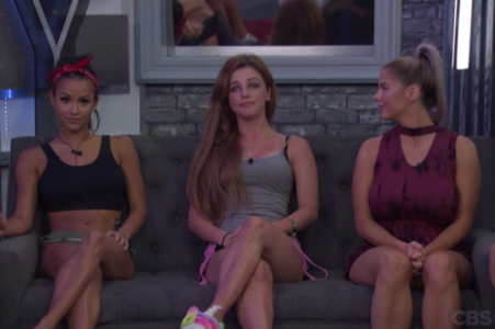 Big Brother 19 Live Recap Episode 21 - Live Eviction and HOH!