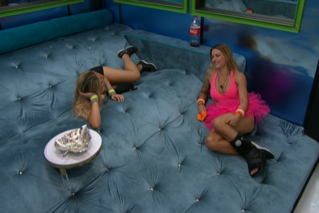 Big Brother 19 Live Feeds Recap Week 10 - Thursday