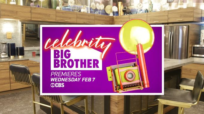 Celebrity Big Brother 2018 Sneak Peek of the House and Tour By Julie Chen!