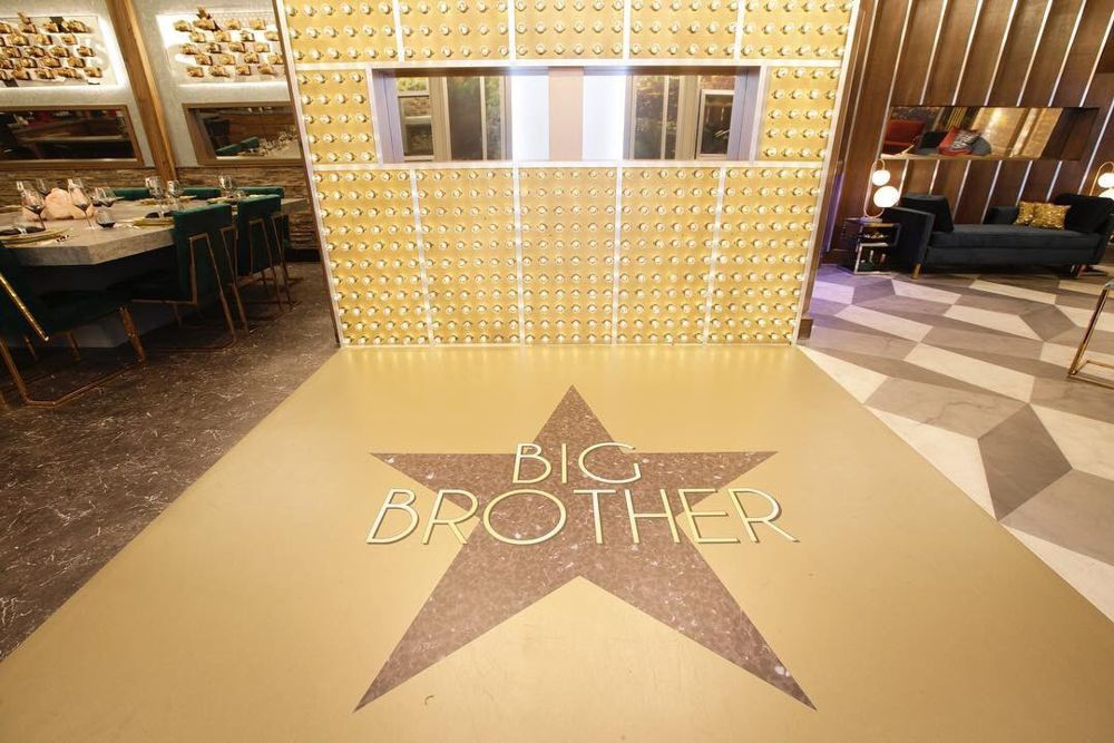 Celebrity Big Brother Entry