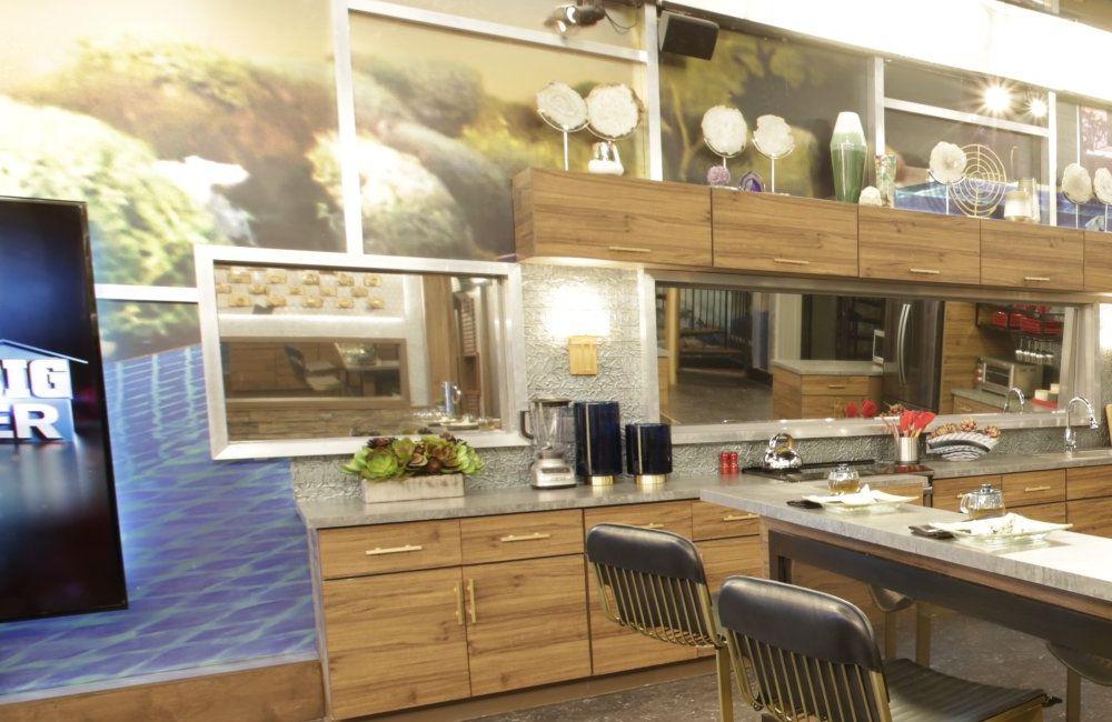 Celebrity Big Brother Kitchen 2