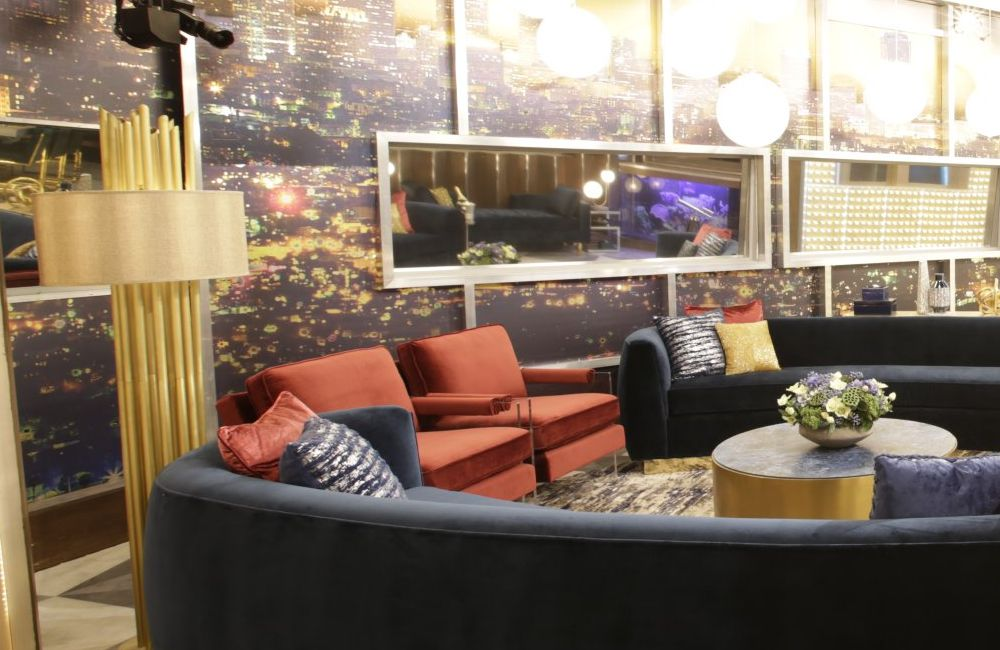 Celebrity Big Brother Living Room 1