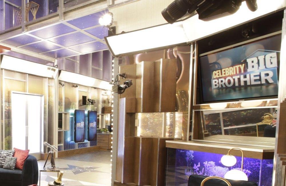 Celebrity Big Brother Living Room 2