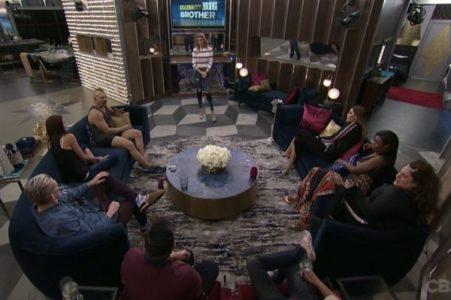 Celebrity Big Brother Live Feeds Recap: Round 1 - Wednesday