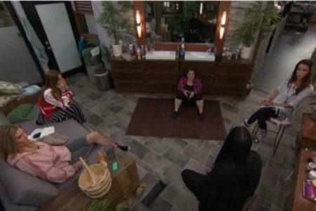 Celebrity Big Brother Live Feeds Recap Round 2 - Friday
