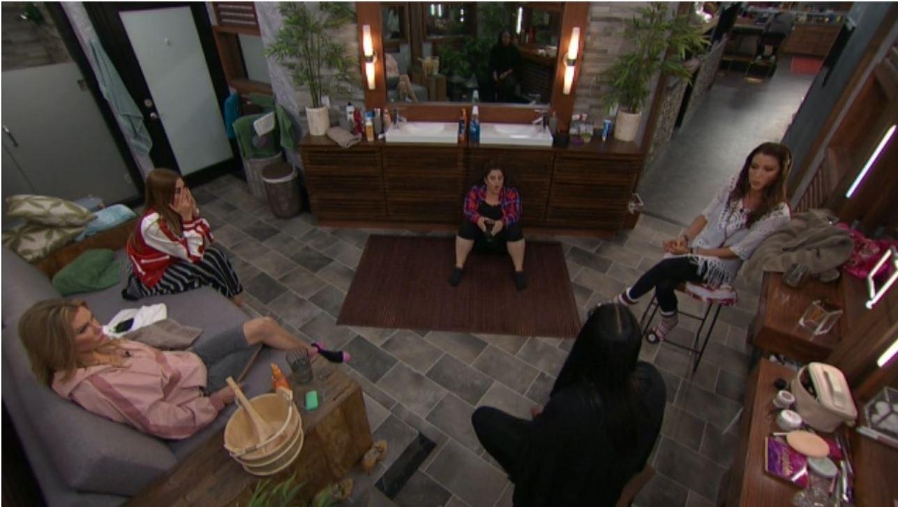 Celebrity Big Brother Live Feeds Recap Round 2 – Friday