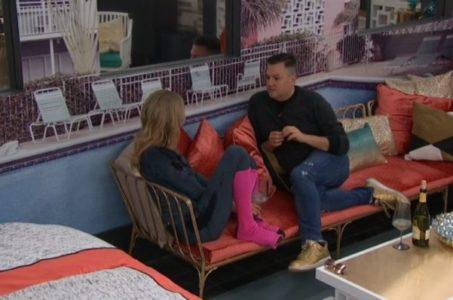 Celebrity Big Brother Live Feeds Recap Round 2 - Saturday