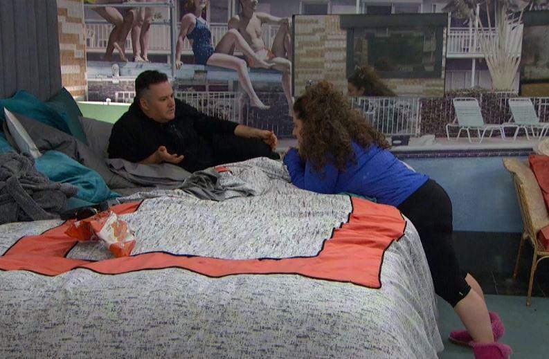 Celebrity Big Brother Live Feeds Recap Round 2 – Sunday