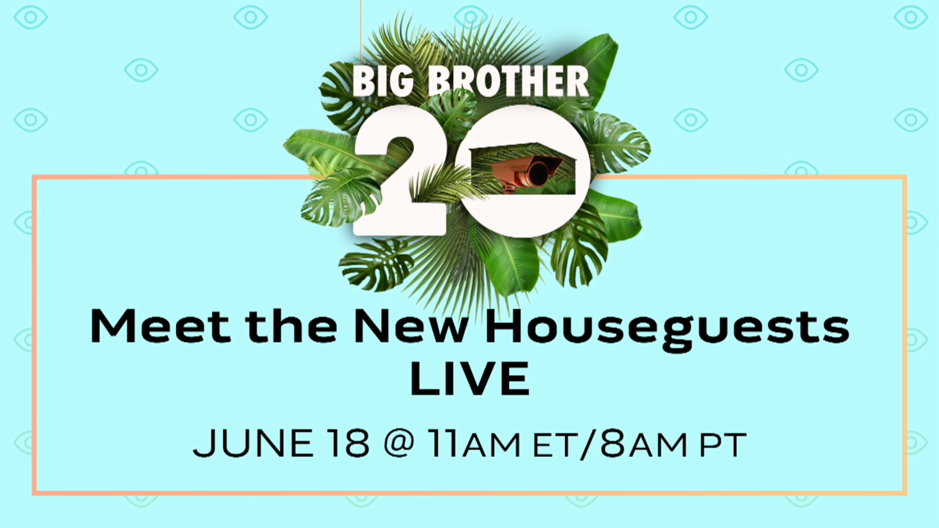 Big Brother 20 Announcement Meet the Cast of BB20!
