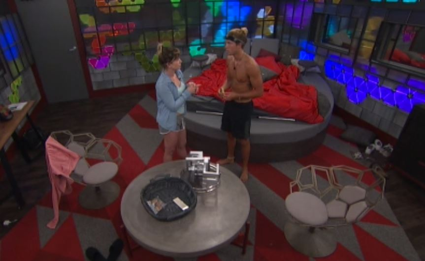Big Brother 20 Live Feeds Recap Week 1 – Sunday