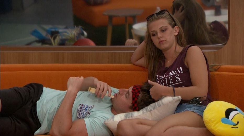 Big Brother 20 Live Feeds Recap Week 1 – Tuesday
