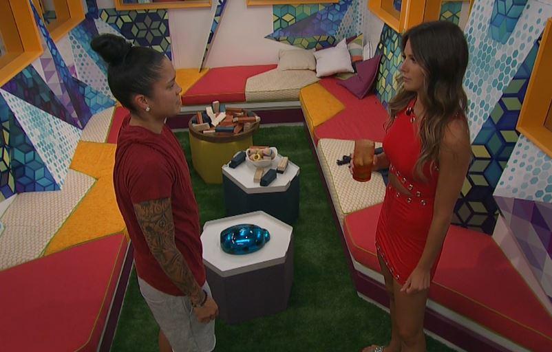 Big Brother 20 Live Feeds Recap Week 2 – Thursday