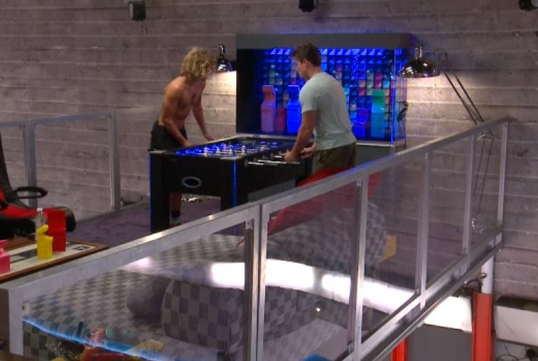 Big Brother 20 Live Feeds Recap Week 2 – Wednesday