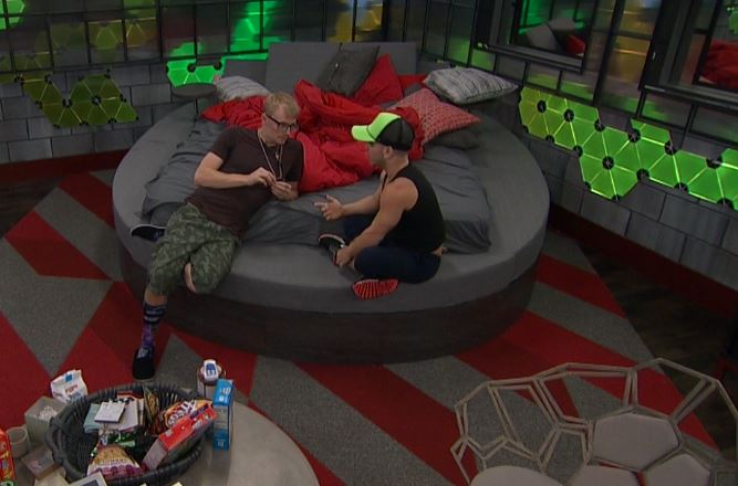Big Brother 20 Live Feeds Recap Week 3 – Friday