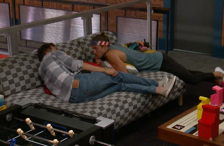 Big Brother 20 Live Feeds Recap Week 3 – Wednesday