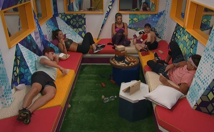 Big Brother 20 Live Feeds Recap Week 5 – Thursday