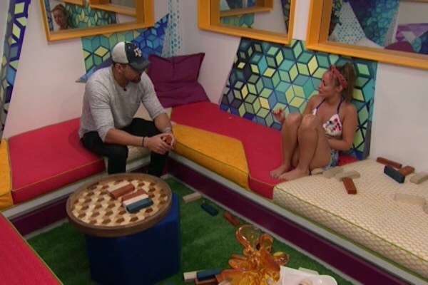 Big Brother 20 Spoilers Power of Veto Ceremony – Week 4