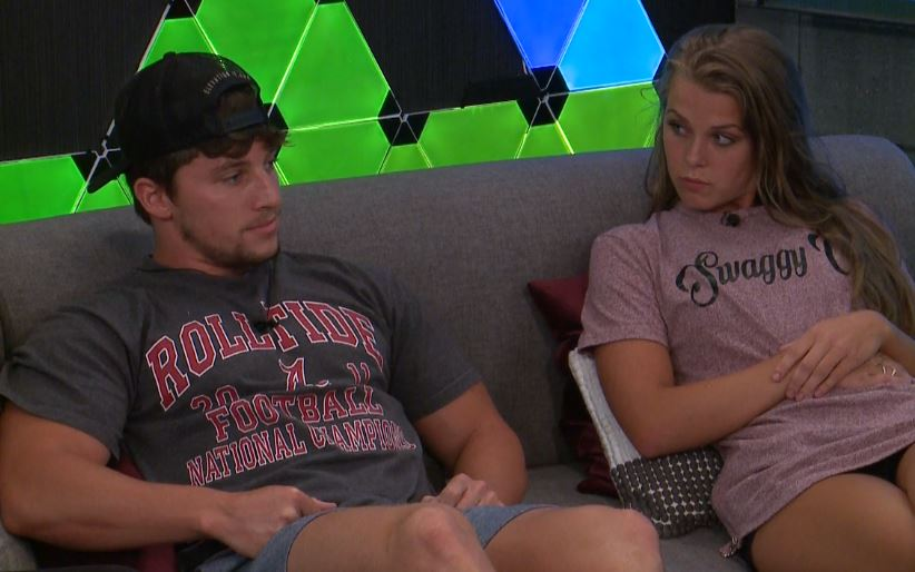 Big Brother 20 Live Feeds Recap Week 8 – Thursday