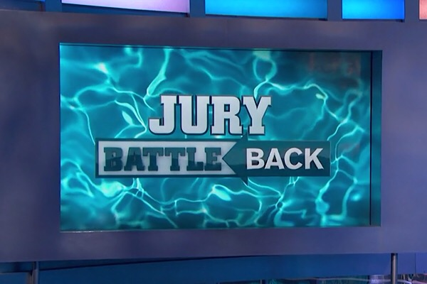 Jury Battle Back